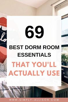 this is the best dorm room essentials list for guys, girls, and freshman. I wish I had this list going into my freshman year. Most of the items on this list you can find on Amazon. These are definitely college dorm room essentials that you need to see that will save you time and money. Everything on this list is stuff that I actually use or my friends use that we swear by. Dorm bedding, dorm room essentials, dorm bedding, dorm bathroom essentials, and more.#dormroomessentials #dormroom #dorms College Dorm Organization, College Dorm Essentials, Cool Dorm Rooms, College Dorm Rooms, Dorm Kitchen, Dorm Bathroom, Dorm Room Bedding, College Dorm Decorations, Freshman Year