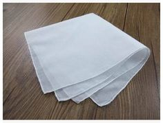 38*38cm White Handkerchiefs US $11.98 / lot 15pcs/lot 100% Cotton # Orange and orange shop