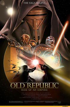 Звездные Войны,Star Wars,фэндомы,Дарт Реван,KotOR,SW игры,Дарт Малак,HK-47,Бастила Шан
