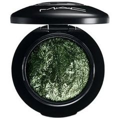 MAC Mineralize Eyeshadow Smutty Green