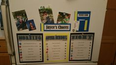 Grade 1 basic daily tasks to make your little one independent and self motivated. Organization and structure= Success
