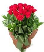 Red Roses Hand Bouquet LUV014