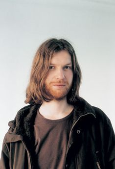 Richard D. James (Aphex Twin) by Wolfgang Tillmans