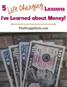 How I Became a Frugal Girl!
