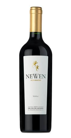 Newen Malbec 2013 - DO Patagonia, Argentina - Bodega del Fin del Mundo (San Patricio del Chañar, Neuquén) - Vino tinto roble 6 meses en barrica - Malbec 100% - 14%