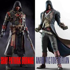 Assassin's Creed: Rogue & Assassin's Creed: Unity