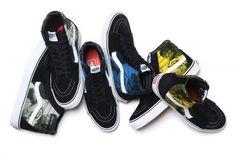 SUPREME × VANS BRUCE LEE 2013 FALL/WINTER SNEAKER COLLECTION #sneaker