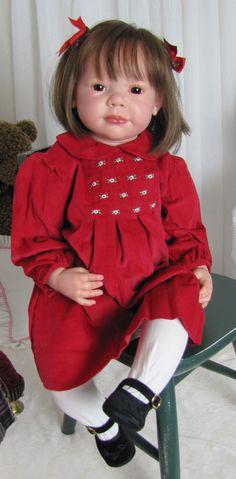 Nancy's Lil Darlings Chloe by Ann Timmerman