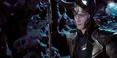 Loki Laufeyson || The Avengers || 500px × 250px