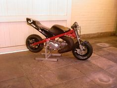 maly-minimoto: minibike Zb polini 911
