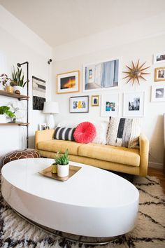 One of the biggest downsides to studio living is feeling like you live — and entertain — in your bedroom. But even though that might physically/technically be true, it doesn't mean you can't use design to make it feel like it's more than just a studio. These smart and stylish studios — all under 500 square feet — employ three of the most successful ways to make a studio apartment feel bigger than it is. And they're design tips that anyone can use (whether you have more t...
