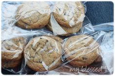 Birthday RAK ideas - including sending cookies & a note through the drive up at the bank