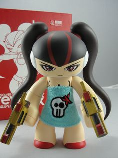 Revolver girl barenaked SDCC exclusive