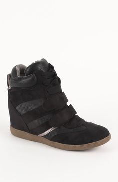 Report Cosette Wedge Sneakers