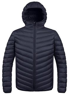 online shopping for ZSHOW Men's Winter Hooded Packable Down Jacket from top store. See new offer for ZSHOW Men's Winter Hooded Packable Down Jacket Men's Coats And Jackets, Outerwear Jackets, Winter Jackets, Winter Coats, Winter Clothes, Coats For Women, Jackets For Women, Down Suit, Revival Clothing