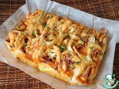 """Пицца """"Улитки"""" ингредиенты"""