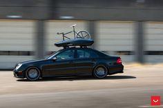 503 Motoring Mercedes-Benz E55 AMG - Vossen VLE-1 Wheels - © Vossen Wheels 2015 - 1075 Mercedes E55 Amg, Vossen Wheels, Cars, Photos, Pictures, Autos, Car, Automobile, Trucks