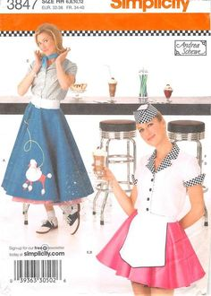 Package includes pattern and instructions to make costumes shown. Our PRE-OWNED…