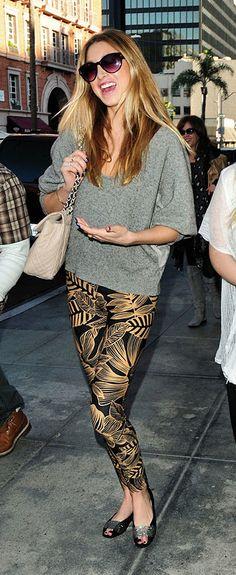 Lady fabuloux: Stil - Whitney Port