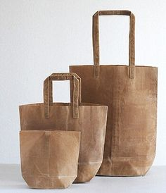 Japanese canvas bags