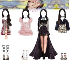 Weekly Outfits, Kpop Fashion Outfits, Korea Fashion, Blackpink Jisoo, After Dark, Abs, Clothes, Instagram, Inspired