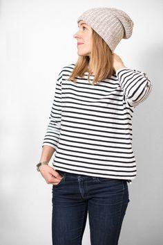 Everlane stripes