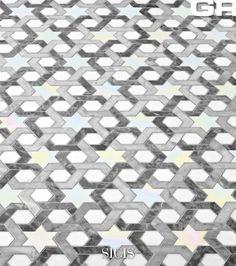 Cosmati Mosaic collection - Firmamentus GR pattern