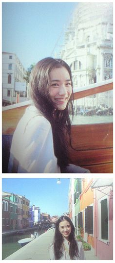 ☆ Aoi Yu : #SmilePortraits