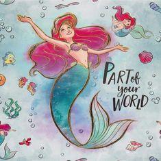 Ariel, Flounder & Sebastian - Part Of Your World Disney Songs, Disney Memes, Disney Art, Disney Style, Disney Love, Disney Magic, Little Mermaid Characters, Ariel The Little Mermaid, Mermaid Wallpapers