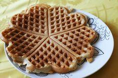 Dietetyczne śniadania: zdrowe wafle Szczuplejszej
