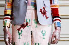 Outfit til kräftskivan: Lobster and the Whale