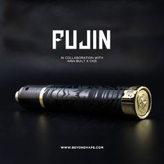 @cks_brand and @ariabuilt collaborate together to bring you the Fujin Mod! Pick…