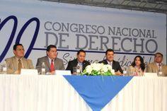 Inician trabajos del Congreso Nacional de Derecho de la UABCS