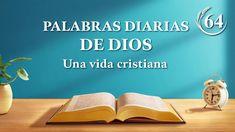 """Palabras diarias de Dios   Fragmento 64   """"Las palabras de Dios al universo entero: Capítulo 27""""c #IglesiadeDiosTodopoderoso #Evangelio #LaPalabraDeDios #LaPalabraDeSeñor #VideosCristianos #LaVidaEterna #ElReinoDeDios #EspírituSanto #ElSeñorJesús #LaObraDeDios #LaVozDeDios  #LosÚltimosDías #ConocerADios Christian Films, Christian Life, Saint Esprit, The Entire Universe, Daily Word, Gods Plan, Knowing God, Word Of God, God Is"""