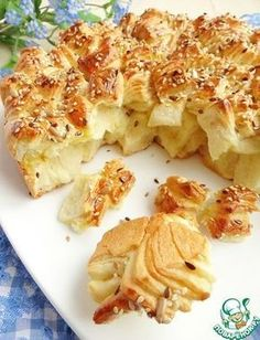 "Пирог ""Кубики"" - кулинарный рецепт"