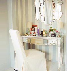 Stylish home: Dressing tables - Luscious: myLusciousLife.com
