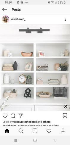 Wall Unit Decor, Table, Furniture, Home Decor, Decoration Home, Room Decor, Tables, Home Furnishings, Home Interior Design