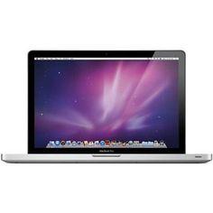 "Apple MacBook Pro 15.4"" LED Laptop Intel i7-2720QM Quad Core 2.2GHz 4GB 500GB"