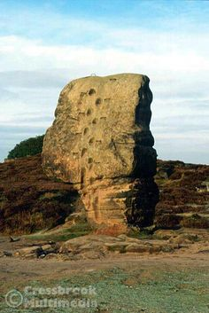 Stanton Moor - Cork Stone
