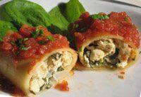 Smothered and Stuffed Cannelloni | Vegan Food | Living | PETA