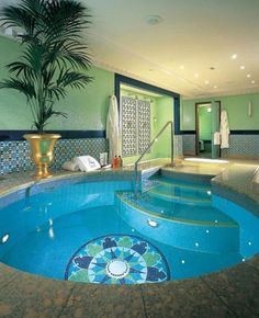 An interesting #pool area