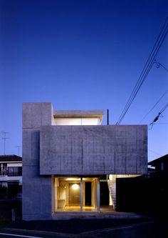河野有悟建築計画室│BRACKET HOUSE #1