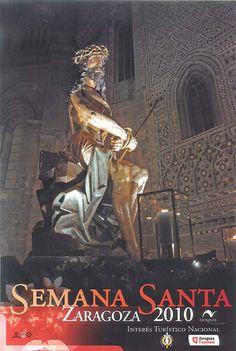 Cartel Semana Santa Zaragoza 2010