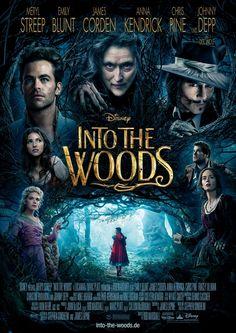 Into the Woods, 2014, Komödie, von Rob Marshall