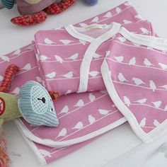 Birds Baby Organics - Cologne & Cotton