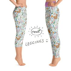 Llama Leggings Ladies, Llama Leggings for Women, Llama Women, Llama Clothes Women, Llama Leggings, Llama Fashion, Llama Yoga Pants by nemki on Etsy https://www.etsy.com/listing/551705582/llama-leggings-ladies-llama-leggings-for