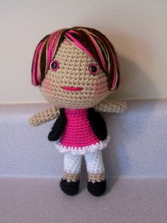 Little Miss October  Tenth in the Minis of the Month by BoswellsBeauties, $30.00