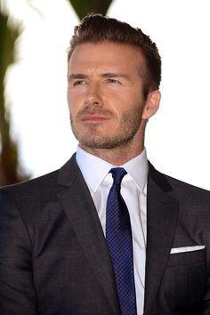 David Beckham David Beckham, Sharp Dressed Man, Well Dressed Men, Bend It Like Beckham, Men Dress Up, Beautiful Men Faces, Gorgeous Men, Beautiful People, Dapper Men