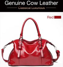 Women's Fashionable bag Handbag Messenger bag Geniune Leather Good Quality BG02(China (Mainland))