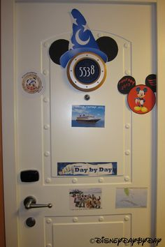 Disney Fantasy Door